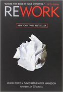 In Rework, Jason Fried provides readers with an easier, better and faster approach to success. Believe it or not, there's no need to become a workaholic to see your company profit.