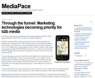 MediaPace Article featuring Business.com