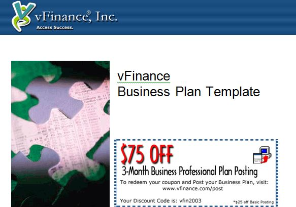 7 Best Free Business Plan Templates – Business Plans Template