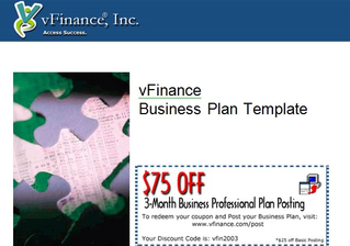 VFinance Business Plan