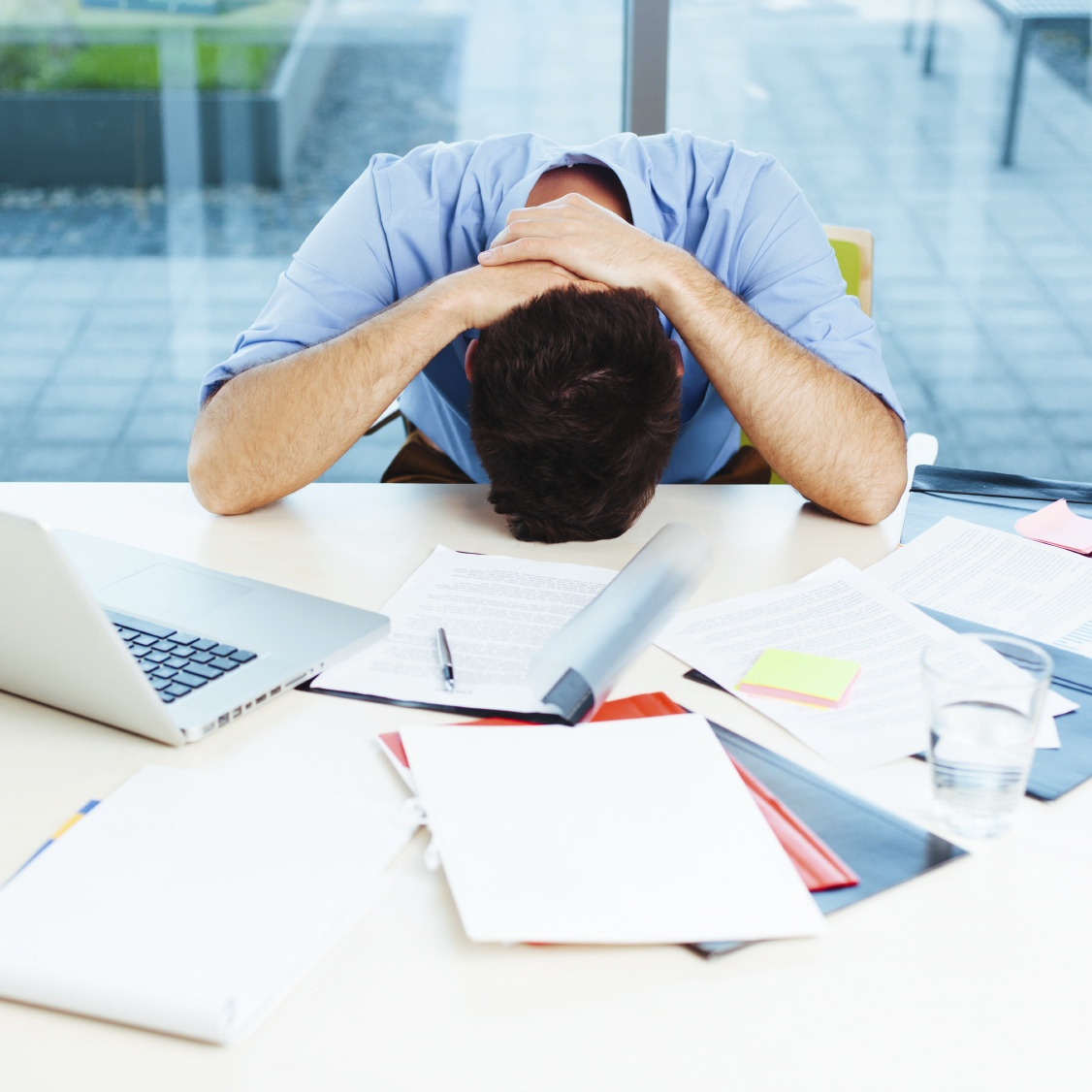 5 Mistakes That Are Killing Productivity