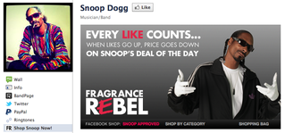 Snoop Dog Deal of the Day
