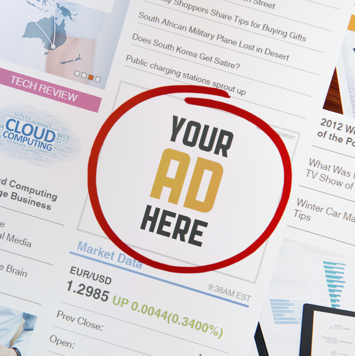 Ad Platforms Chaning the Ad Marketplace