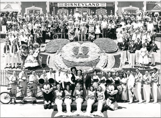 Disneyland Opening Day Employees