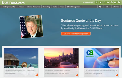 Business.com CTA