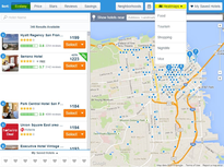 Hipmunk Search for Hotels
