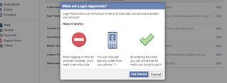 Facebook Login Approval
