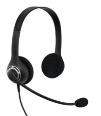 VXi Envoy Office USB Telephone Headset