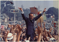 Richard Nixon Campaign Trail