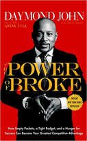 Book Cover: The Power of Broke