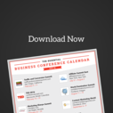 Essential Business Conference Calendar Download