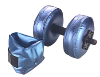Waterfilled Weights
