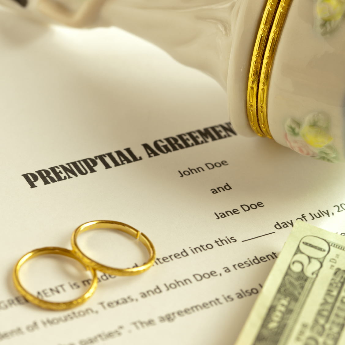 Protecting Your Business With A Prenup Business