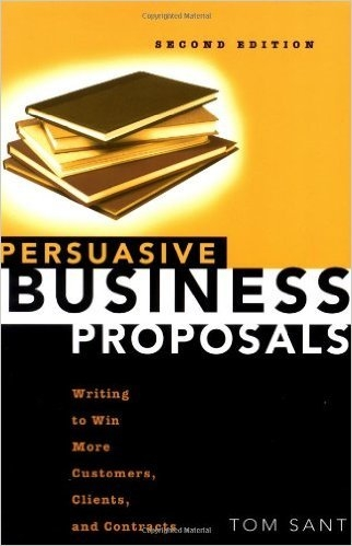 Persuasive Business Proposals book cover
