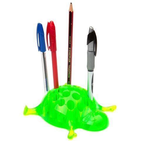 Pencil Holder Turtle