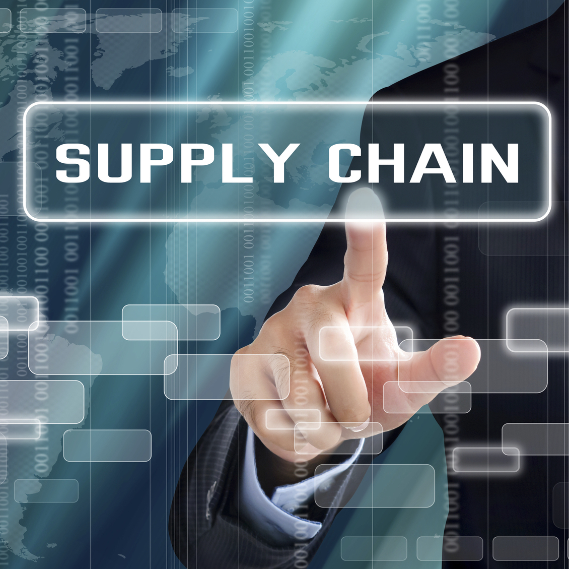 Technology Management Image: The Key Drivers Of Digital Supply Chain Disruption
