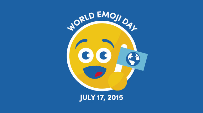 World Emoji Day July 17, 2015