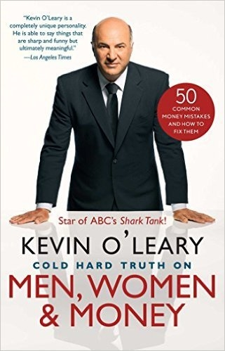 Book cover: Cold Hard Truth on Men, Women & Money