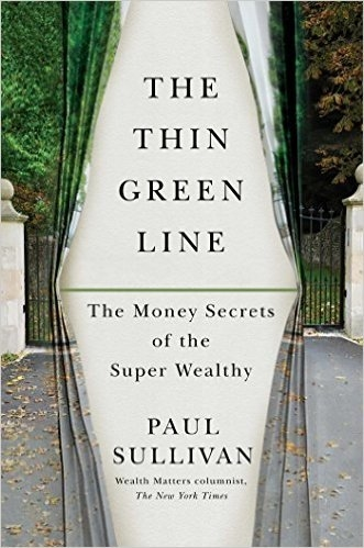 Book cover: The Thin Green Line