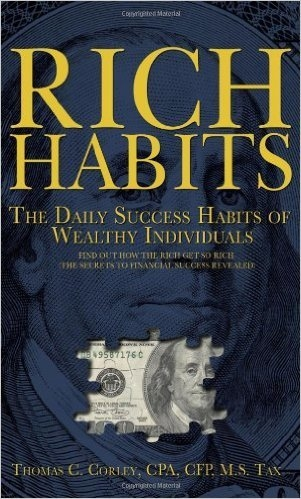 Book cover: Rich Habits