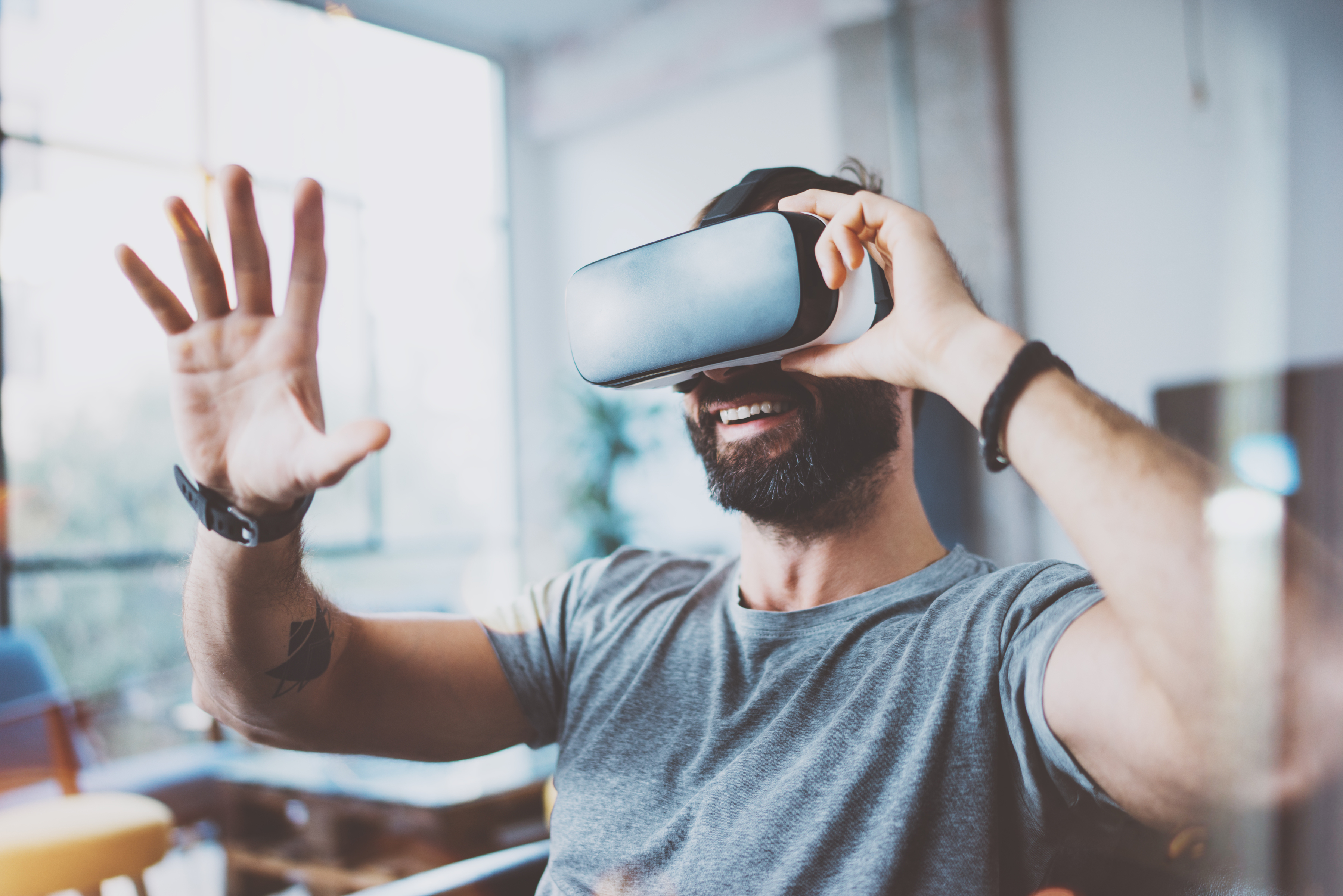 VR in Physical Therapy - Magazine cover