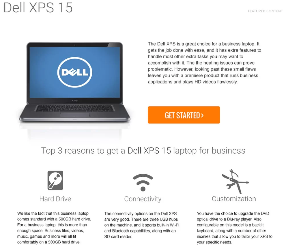 The best laptops for business business dell xps reheart Gallery
