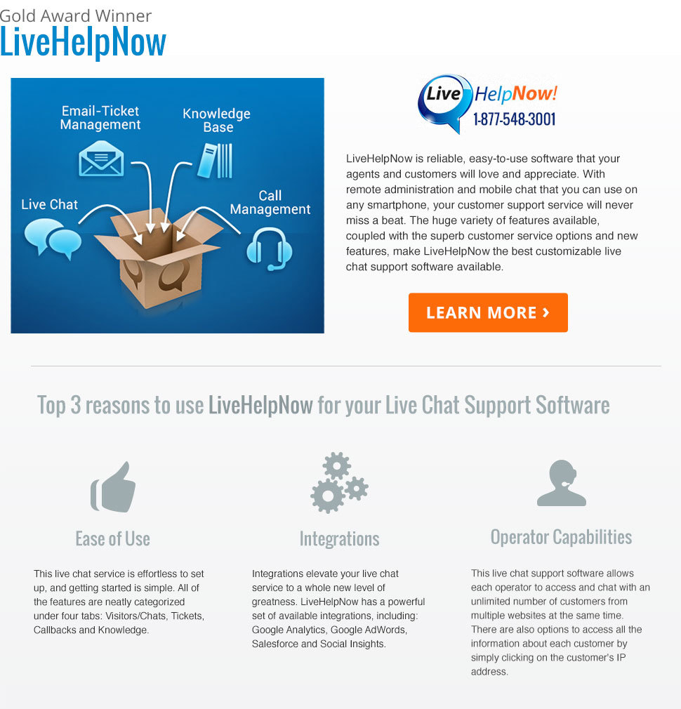 Best Live Chat Software for Sales and Customer Support | Business.com