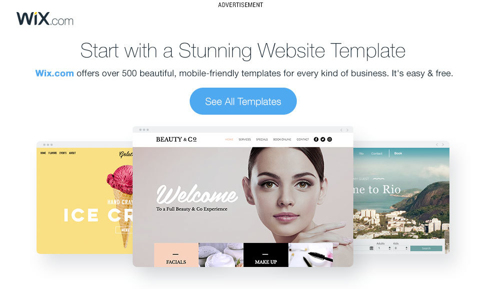 The Best Website Builder And Design Software Of Businesscom - Website template builder