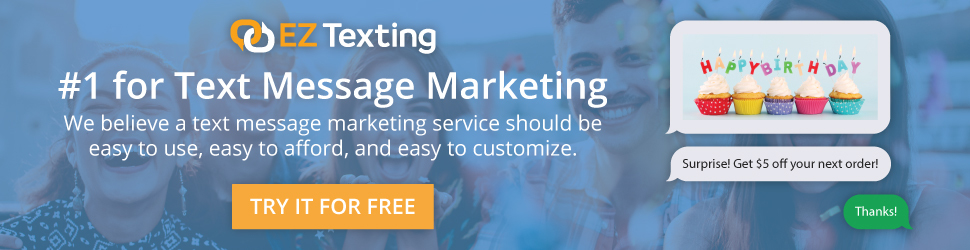 The Service Should Let You Track Customers Who Opt In To And Out Of Your Text Message Marketing Campaigns