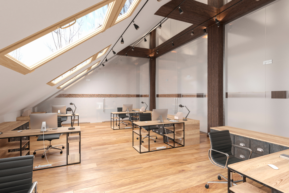 How Your Office Space Impacts Productivity
