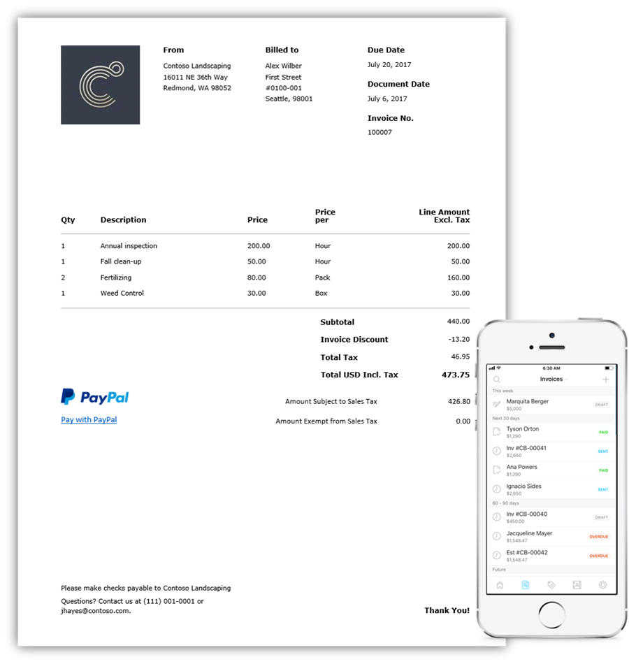 Microsoft 365 Invoicing Could Be the Small Business Tool You