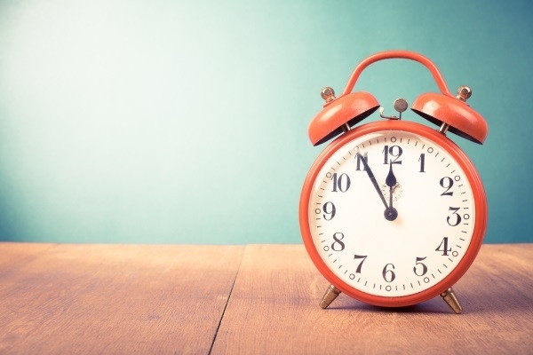 Want the Job? Schedule a Morning Interview