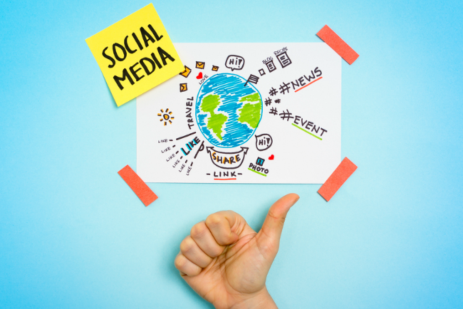 The Social Network How Everyday >> A Marketer S Guide To Social Media For Business