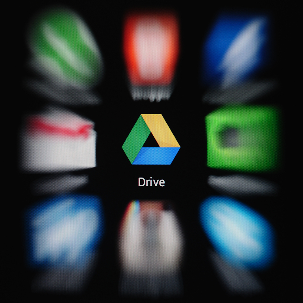 Google Drive for Android and iOS Improves Search and Sharing
