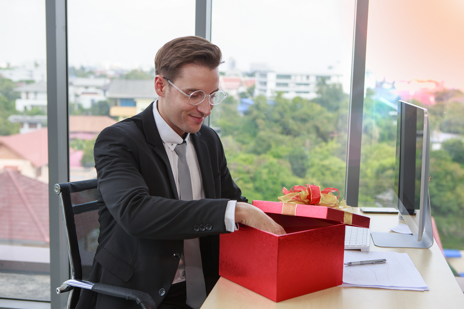 Thank-You Gifts for Professionals