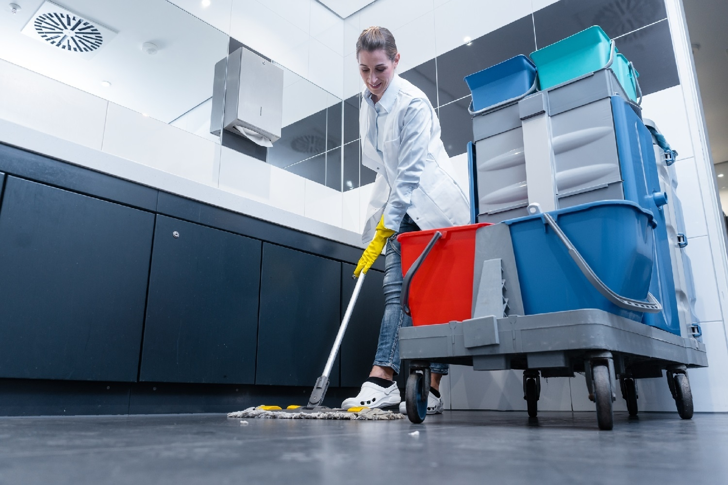 How to Start a Business: Cleaning Service - Business News Daily