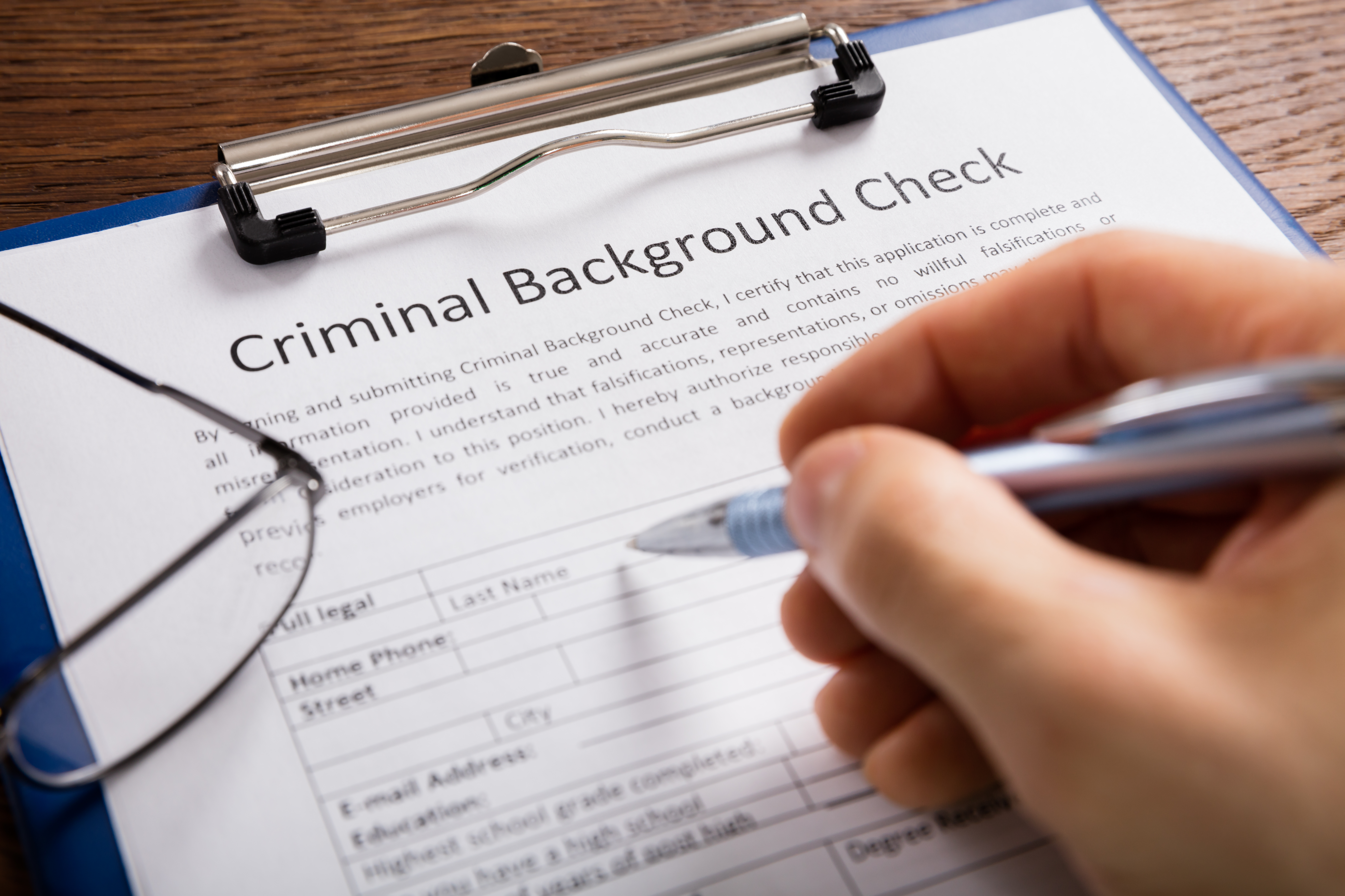 companies that provide back ground checks