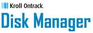 Kroll Ontrack Disk Manager