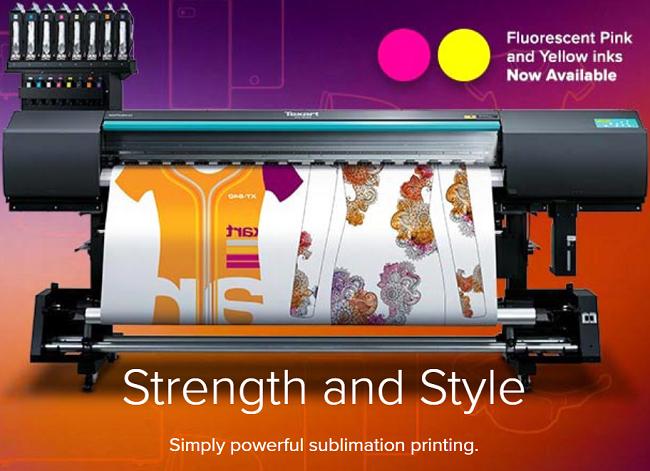 Roland Texart XT-640 Dye-Sublimation Printer