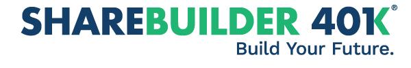 ShareBuilder 401k