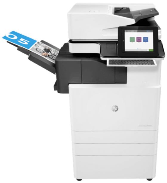 HP Color LaserJet MFP E87660z